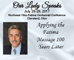 Applying the Fatima Message 100 Years Later