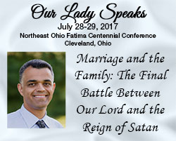 Marriage and Family: The Final Battle Between Our Lord and the reign of Satan